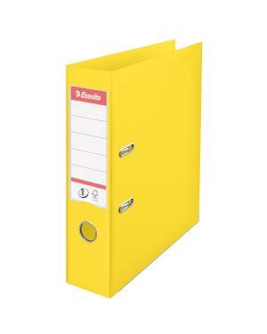 Registratore con meccanismo a leva n. 1 in PP VIVIDA Esselte Colore Giallo VIVIDA ES_624070