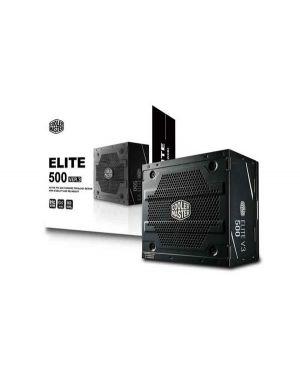 Alimentatore elite v3 500w Cooler Master MPW-5001-ACABN1-EU 4719512066201 MPW-5001-ACABN1-EU