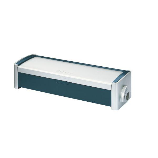 Rilegatrice Comb comBIND 100 Leitz Colore Argento/Blu ES_73010000 by Leitz
