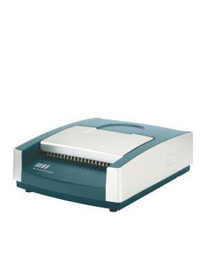 Rilegatrice Comb comBIND 500e Leitz Colore Argento/Blu ES_73030000 by Leitz