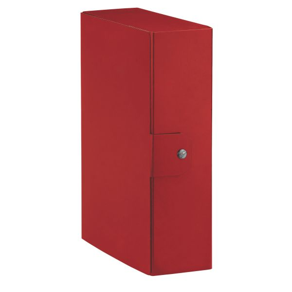 Cartelle a scatola Delso Order Colore Rosso ES_390390160 by Esselte