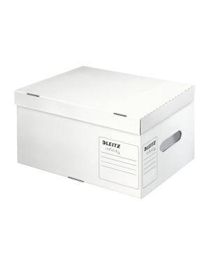 Scatola archivio e trasporto Leitz Infinity, Small Colore Bianco ES_61050000