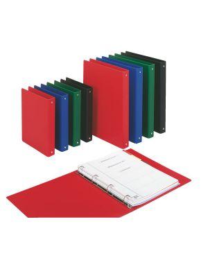 Raccoglitori Daily Colore Rosso ES_395693300 by Esselte