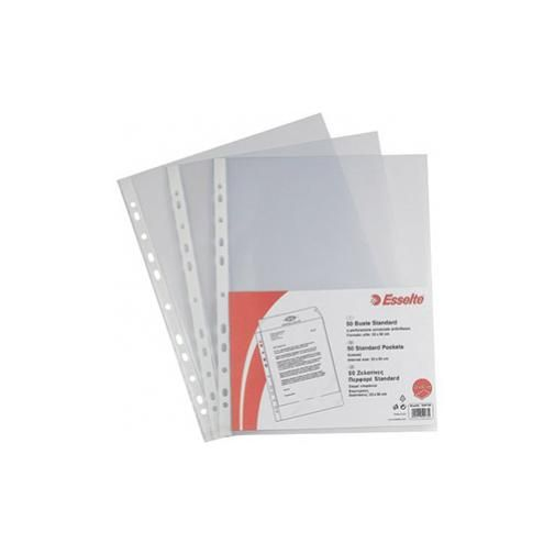 Buste a perforazione Copy Safe Standard Colore Trasparente