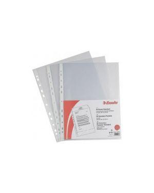 Buste a perforazione Copy Safe Standard Colore Trasparente ES_392597300 by Esselte