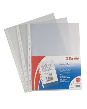 Buste a perforazione Copy Safe Office Colore Trasparente ES_395075300 by Esselte