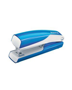 Mini cucitrice in metallo Leitz WOW NeXXt Series Colore Blu metallizzato ES_55282036 by Leitz
