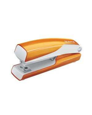Mini cucitrice in metallo Leitz WOW NeXXt Series Colore Arancione metallizzato ES_55282044 by Leitz