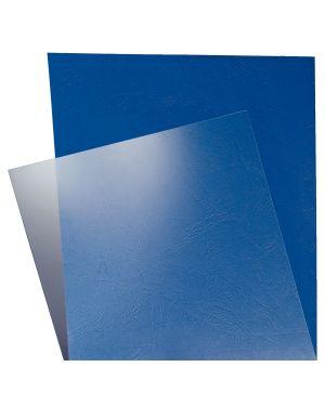 Copertine per rilegatura Leitz, trasparenti, 150 microns Colore Trasparente ES_73860003 by Leitz