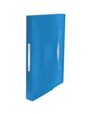Cartella progetti espandibile Esselte VIVIDA, traslucida Colore Blu VIVIDA ES_624015