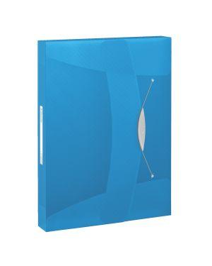 Cartella progetti Esselte VIVIDA, traslucida Colore Blu VIVIDA ES_624047