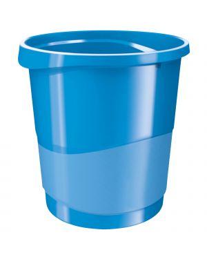 Cestino gettacarte europost blu vivida 14lt esselte 623948 4049793026596 ES_623948 by Esselte