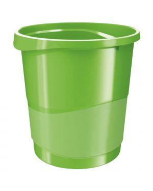 Cestino gettacarte europost verde vivida 14lt esselte 623950 4049793027845 ES_623950 by Esselte