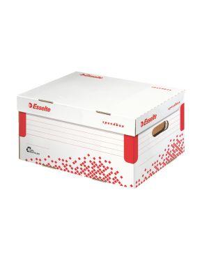 Scatola archivio e trasporto Speedbox Esselte Colore Bianco ES_623911 by Esselte