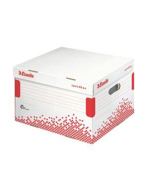 Scatola archivio e trasporto Speedbox Esselte Colore Bianco ES_623912 by Esselte