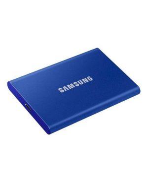 Ssd portatile t7 da 500 gb blue Samsung MU-PC500H/WW 8806090312434 MU-PC500H/WW