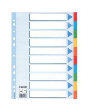Intercalare in cartoncino A4 Esselte Colore Multicolore ES_100193