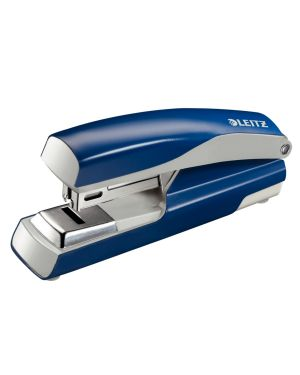 Cucitrice da ufficio Leitz in metallo flat clinch NeXXt Series Colore Blu ES_55050035 by Leitz