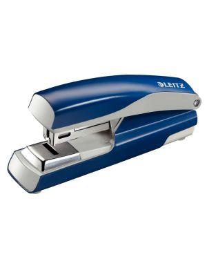 Cucitrice da ufficio Leitz in metallo flat clinch NeXXt Series Colore Blu ES_55050035