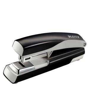 Cucitrice da ufficio Leitz in metallo flat clinch NeXXt Series Colore Nero ES_55050095