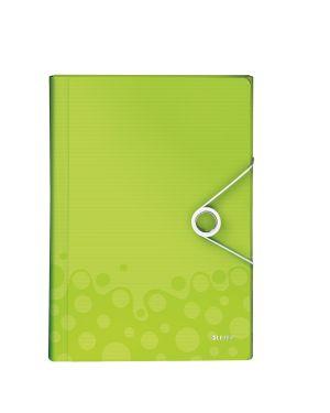 Archivio a soffietto Leitz WOW Colore Verde metallizzato ES_45890064