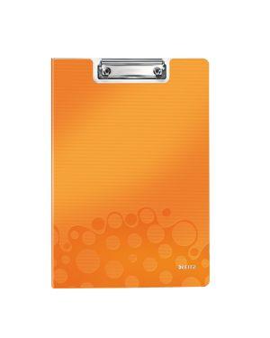 Portablocco con copertina Leitz WOW Colore Arancione metallizzato ES_41990044