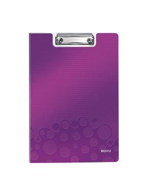 Portablocco con copertina Leitz WOW Colore Viola ES_41990062