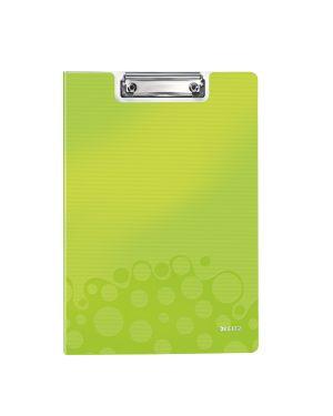 Portablocco con copertina Leitz WOW Colore Verde metallizzato ES_41990064