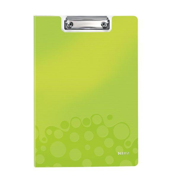 Portablocco con copertina Leitz WOW Colore Verde metallizzato ES_41990064 by Leitz