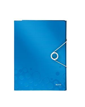 Cartella congressi Leitz WOW Colore Blu metallizzato ES_46360036