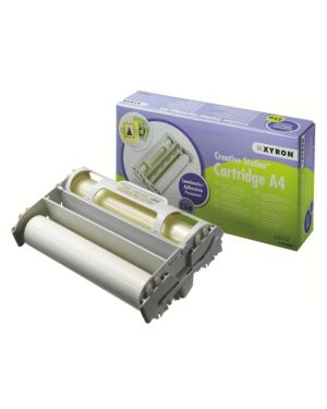 Bobina xyron plast - ad rip 7 5mt Leitz 23464 5706831234649 ES_23464