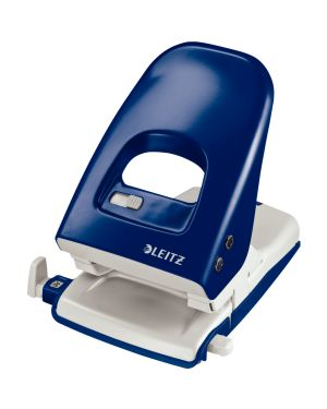 Perforatore per ufficio in metallo robusto Leitz NeXXt Series Colore Blu ES_51380035