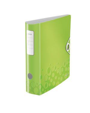 Registratore con meccanismo a leva 180° Leitz Active WOW Colore Verde metallizzato ES_11060064 by Leitz