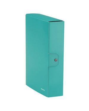Portaprogetti wow con bottone verde Leitz Cod. 46290064 4002432105977 ES_46290064