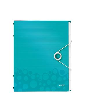 Libro monitore Leitz WOW Colore Acquamarina ES_46330051