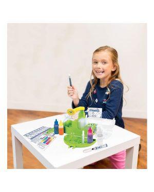 Laboratorio dei pennarelli mult Crayola 25-5960 5010065059603 25-5960