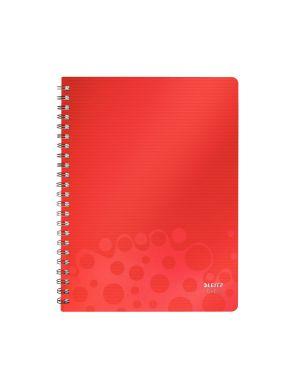 Blocco per appunti Leitz Bebop Colore Rosso ES_45730025 by Leitz