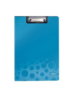 Portablocco Leitz Bebop con copertina Colore Blu ES_39620037 by Leitz