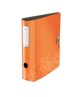 Raccoglitore con meccanismo a leva 180° Leitz Active Bebop Colore Arancione ES_10470045