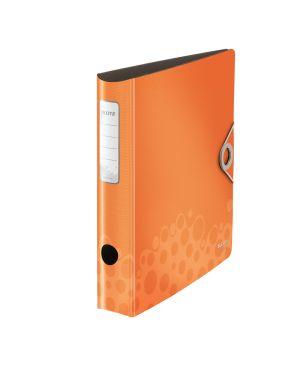 Raccoglitore con meccanismo a leva 180° Leitz Active Bebop Colore Arancione ES_10480045