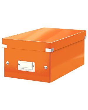 Scatola archivio DVD Leitz Click & Store Colore Arancione ES_60420044 by Leitz