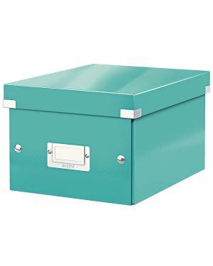 Scatola Leitz Click & Store Small Colore Acquamarina ES_60430051