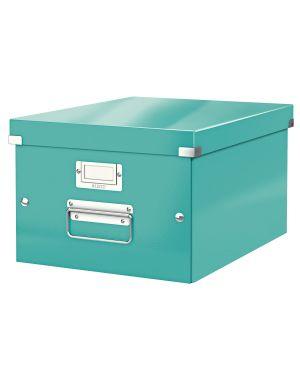 Scatola Leitz Click & Store Medium Colore Acquamarina ES_60440051 by Leitz
