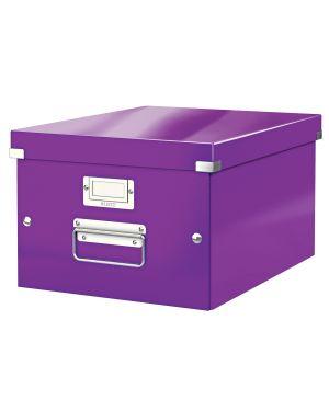 Scatola Leitz Click & Store Medium Colore Viola ES_60440062 by Leitz