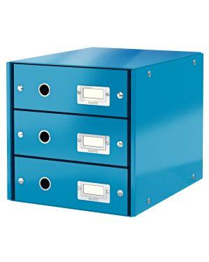Cassettiera Leitz Click & Store Colore Blu ES_60480036 by Leitz