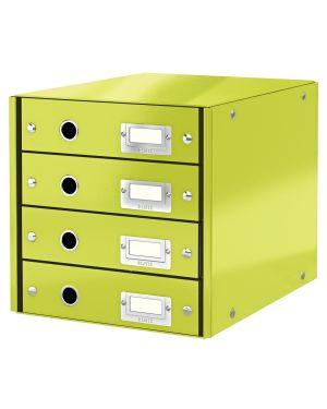 Cassettiera Leitz Click & Store Colore Verde ES_60490064 by Leitz
