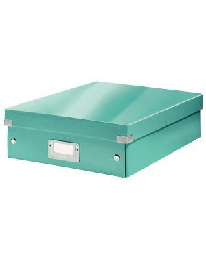 Scatola Organizer Leitz Click & Store Medium Colore Acquamarina ES_60580051 by Leitz