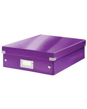 Scatola Organizer Leitz Click & Store Medium Colore Viola ES_60580062 by Leitz
