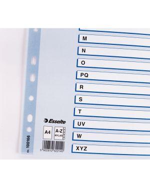 Rubrica numerica in cartoncino con tasti Mylar rinforzati, A4 Esselte Colore Multicolore ES_100166 by Esselte