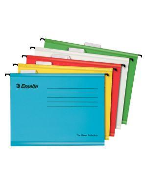 Cartella sospesa rinforzata The Classic Collection Esselte Colore Assortiti ES_93042
